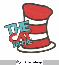 Digital Download: Seuss: The Cat In The Hat Die Cut