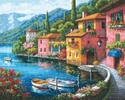 Lakeside Village Dimensions Needlework