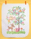 Happi Tree Quilt Dimensions Needlework