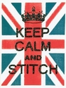Keep Calm Dimensions Needlework