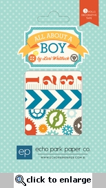 All About A Boy: Assorted Decorative Tape