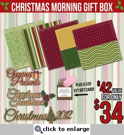 Christmas Morning Gift Box (9 Pieces)