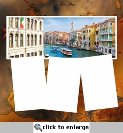 Panorama: Venice Frame Kit