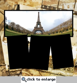 Panorama: France Frame Kit