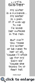 Little Sister Vellum Quotes