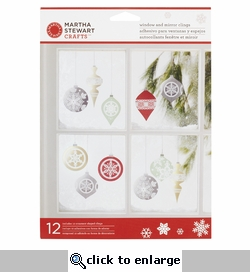 Martha Stewart: Ornament Clings