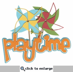 Kids:Playtime Laser Die Cut