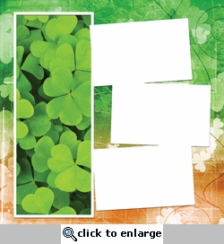 Panorama: St. Patrick's Day Frame Kit