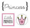 Quick Cards: Princess Sticker