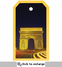 SYT Tag-UR-It Arc de Triomphe Photo Tag