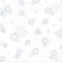 Winter Whites: Winter Wonderland 12 x 12 Double-Sided Paper