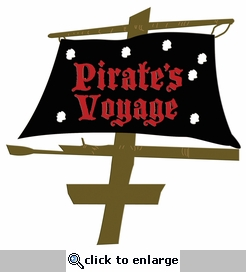 Digital Download: Pirate's Voyage Laser Die Cut