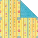 Heidi Stripe 12 x 12 Double-Sided Paper