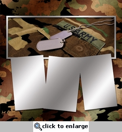 Panorama: U.S. Army Frame Kit