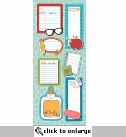Geek is Chic: A to Z Notes Sticker Stacker