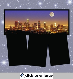 Panorama:  Night Sky Frame Kit