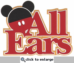 All Ears Laser Die Cut