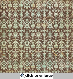 Play Damask 12 x 12 Double-Sided Paper