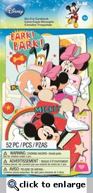Mickey Family Cardstock Die Cuts