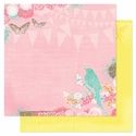 Spring Jubilee: Celebration 12 x 12 Double-Sided Paper