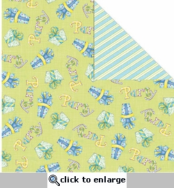 Make A Wish: Gifts Galore 12 x 12 Double-Sided Cardstock