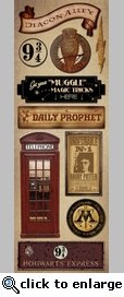 Harry Potter Sign Stickers