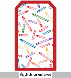 SYT Tag-UR-It Crayons Photo Tag