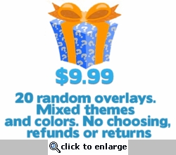 20 Random Overlays for $9.99!