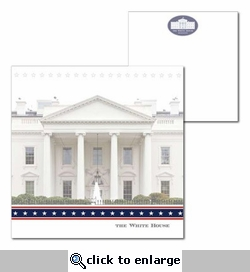 Washington D.C.: White House 12 x 12 Double-Sided Cardstock