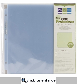 Ring Page Protectors 12