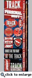 Real Sports: Track Combo Sticker