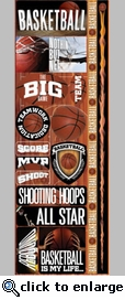 Real Sports: Basketball Combo Sticker