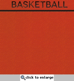 Sports Galore: Basketball 12 x 12 Paper