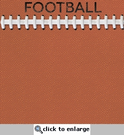 Sports Galore: Football 12 x 12 Paper