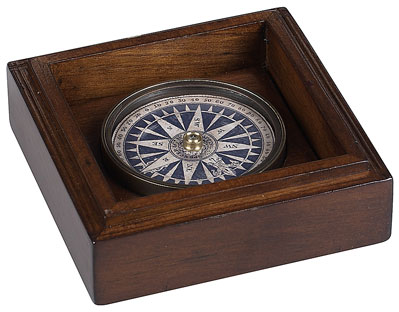 Executive Desk Compass