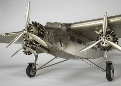 Ford Trimotor Airplane Model