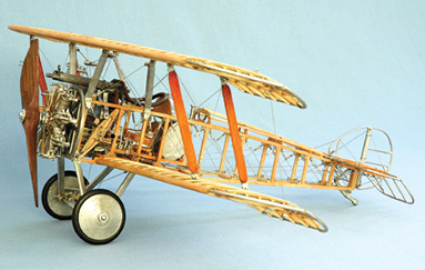 Sopwith Camel  Side View