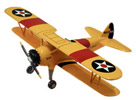 SMALL HANDCRAFTED WOOD AIRCRAFT COLLECTIBLES