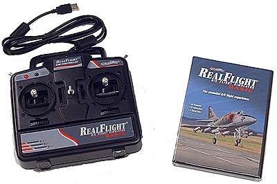 RealFlight Basic Hardware and Software