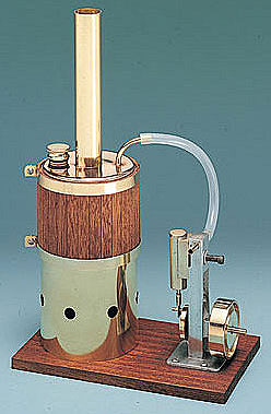 Model VI Steam Engine Kit by Midwest