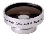 Magnet Conversion Lens System by Toda Seiko Japan (0.45X, Wide Angle) (Sold Out)