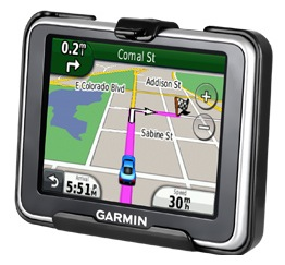 GA42U: RAM Cradle Holder for the Garmin nuvi 2200, 2240, 2250 & 2250LT