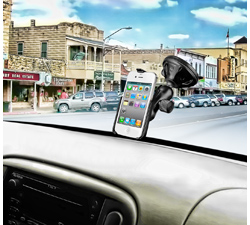 RAP-B-166-2-AP9U: Ram Suction Cup Mount for Apple iPhone 4