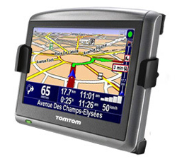 TO5U: UNPKD RAM HOLDER TOMTOM ONE XL