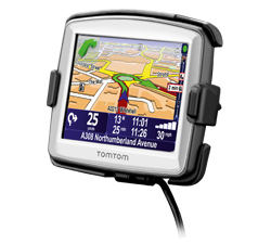 TO7U: UNPKD RAM HOLDER TOMTOM 130