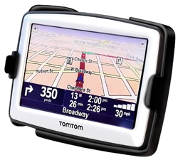 TO8U: UNPKD RAM HOLDER TOMTOM XL 325 330 335 340