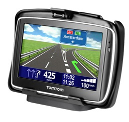 TO9U: RAM Cradle Holder for the TomTom GO 740