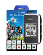 i-gotU GT-820 GPS Bike & Travel Computer