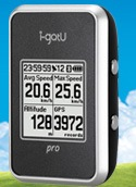 i-gotU GT-820pro GPS Bike & Travel Computer (Digital Compass, Barometric Altimeter, 64MBit Memory)