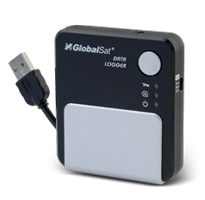 GlobalSat DG-100 GPS Data Logger (Mac and PC Compatible)